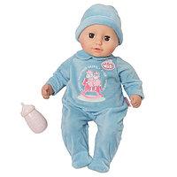 Кукла-мальчик с бутылочкой Baby Annabell, 36см Zapf