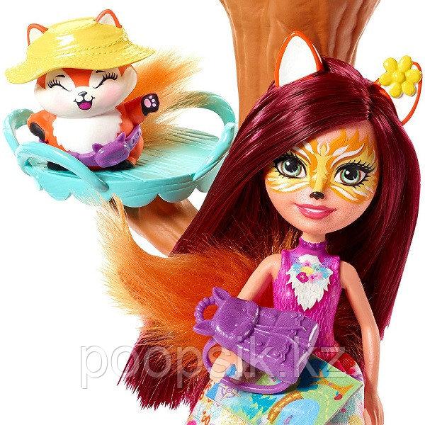 Mattel Enchantimals FRH45 Сюжетные игровые наборы - фото 3