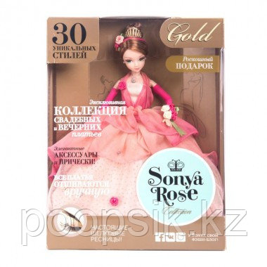 """Кукла Sonya Rose, серия """"Gold collection"""", Цветочная принцесса - фото 5"""