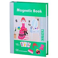 "Magnetic Book TAV025 Развивающая игра ""На бал"", 72 детали"