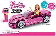 Машина Барби на радиоуправлении кабриолет Barbie 14300