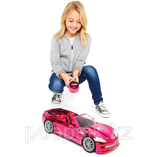 Машина Барби на радиоуправлении кабриолет Barbie 14300 - фото 2