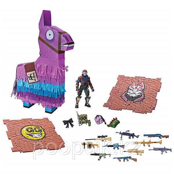 Fortnite FNT0009 Лама-пиньята с аксессуарами - фото 1