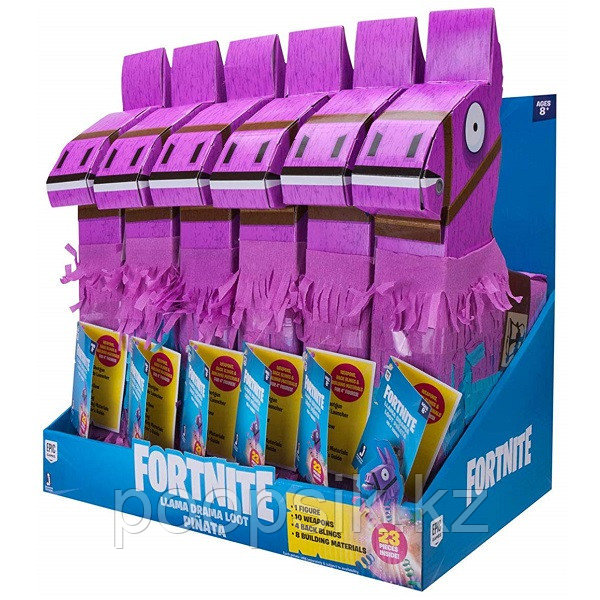 Fortnite FNT0009 Лама-пиньята с аксессуарами - фото 5