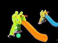 Горка детская Жирафик