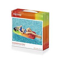 Надувной пляжный матрас в форме мороженного Bestway 43161