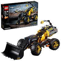 LEGO Technic VOLVO колёсный погрузчик ZEUX