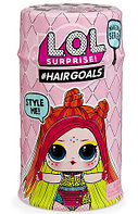 ЛОЛ с волосами в капсуле LOL Hairgoals 5 серия 2 волна 557067