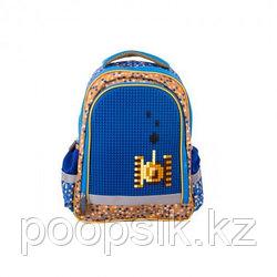 Рюкзак школьный с пикси-дотами (зеленый) MC-3191-1