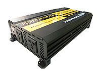 Инвертор преобразователь напряжения 12 220 3000 Вт Smart, фото 1