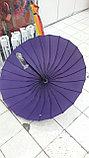 Зонты фиолетовые, фото 2
