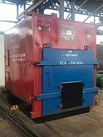 Промышленный котел БМВК-1.1 отапливаемая площадь 11000