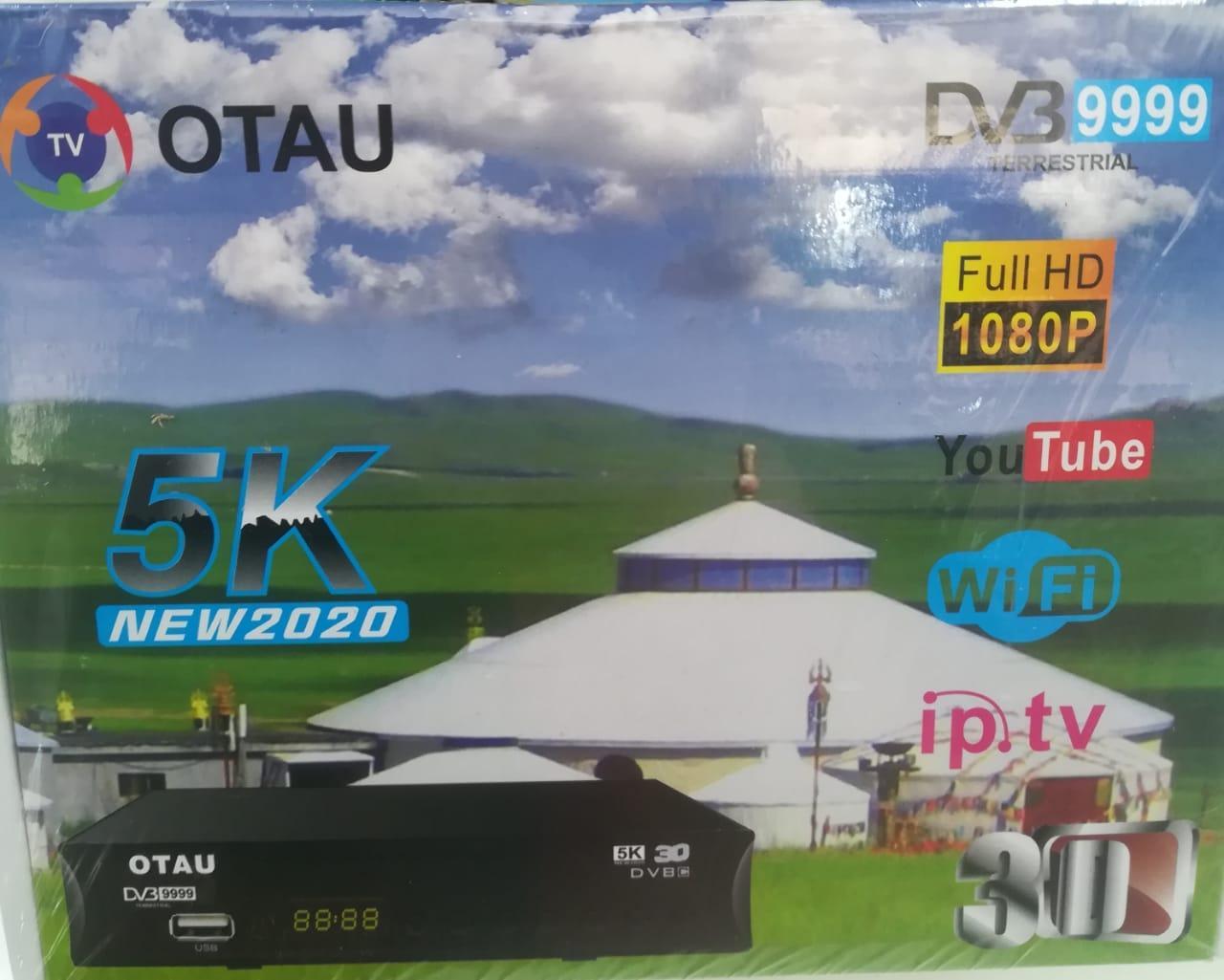 Цифровой приемник Отау ТВ