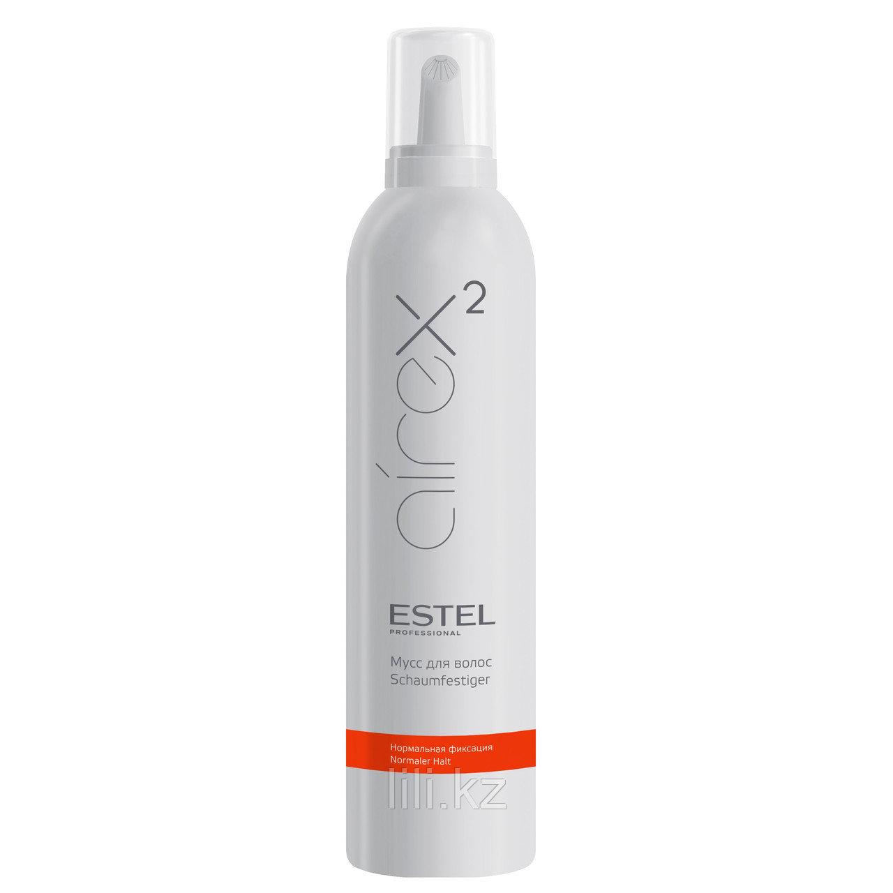 Мусс для волос Estel AIREX (нормальная фиксация) (Артикул: AM/2), 400 мл.