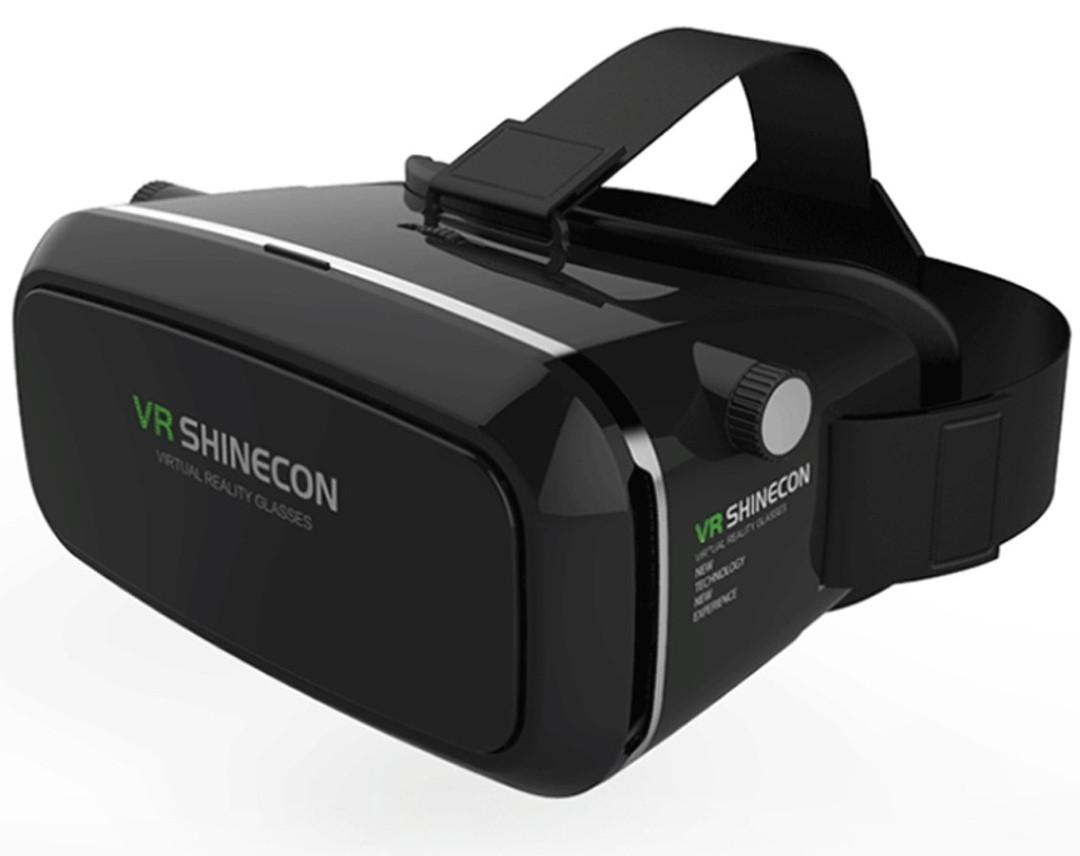3D очки VR SHINECON