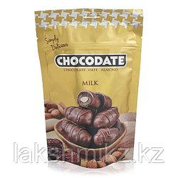 Chocodate финики в молочном шоколаде,100 грамм