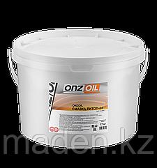 Смазка ONZOIL Литол-24 9кг
