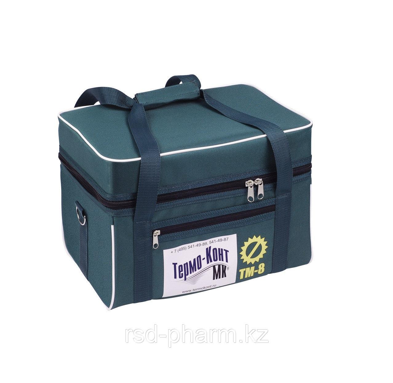 Термоконтейнер ТМ-8 в сумке-чехле