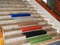 Резиновые проступи для ступеней лестниц ТУ 2530-003-88668243-2016 ,большие 110, фото 1