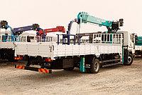 Краноманипуляторная установка HKTC HLC-7016L