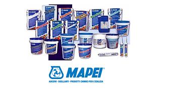 Продукция MAPEI