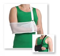 Бандаж для руки поддерживающий облегченный (косынка) MedTexile №9912