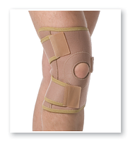 Бандаж на коленный сустав разъёмный MedTexile №6058