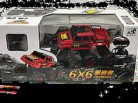 Машинка на радиоуправление, Rock Crawler, 6x6 WD, масштаб 1:12, фото 1