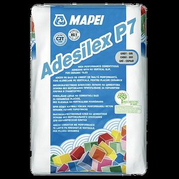Клей цементный ADESILEX P7 серый