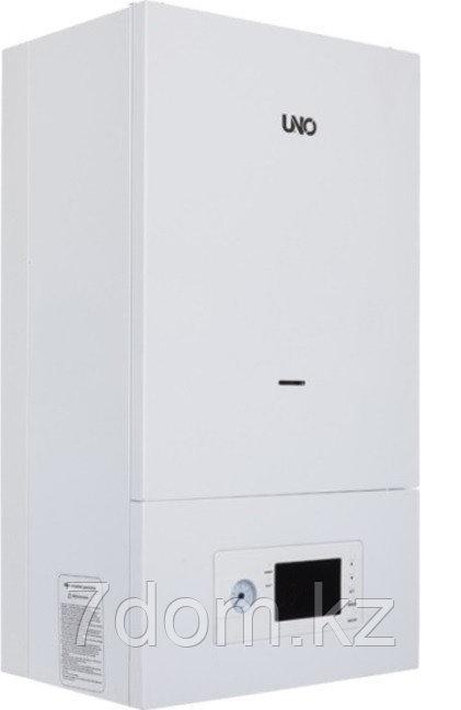 Котел газовый настенный UNO PIRO 24 кВт с коаксиальным дымоходом