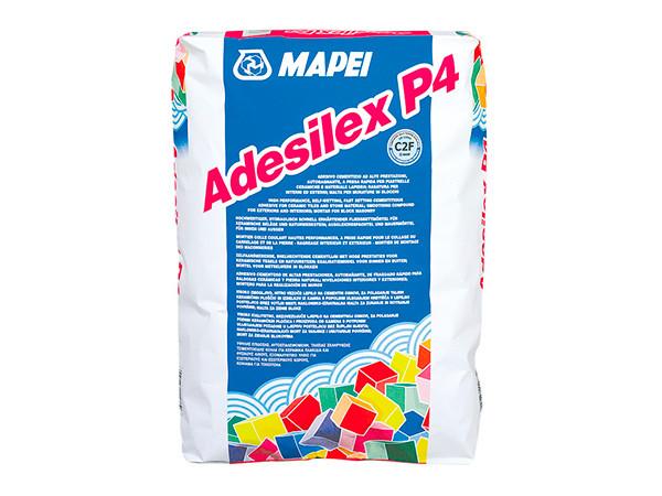 Быстросхватывающийся клей Adesilex P4
