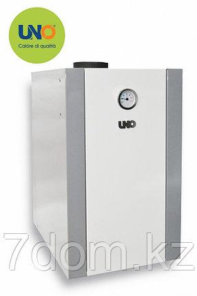 Котел напольный газовый стальной UNO RIO 10 Квт, фото 2