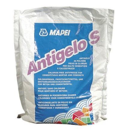 Антифриз для цементных и бетонных растворов Antifreeze S (Antigelo S)