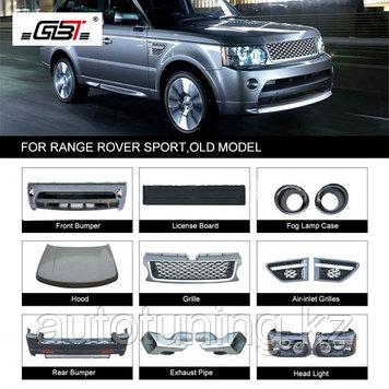 Комплект рестайлинга на Range Rover Sport с 2005 по 2009 на 2010 по 2013г. Autobiography