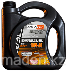 Моторное масло ONZOIL 10W40 SL/CF 4.5