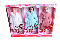 Барби в шубе 1036КХ