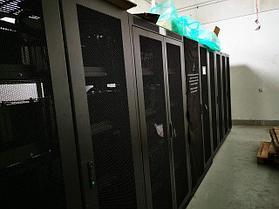Поставка и монтаж ИБП мощностью 1 мегаватт для IT University, г. Нур-Султан. 2