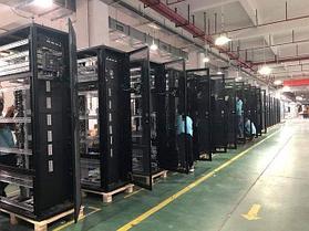 Поставка и монтаж ИБП мощностью 1 мегаватт для IT University, г. Нур-Султан. 8