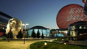 """Источники бесперебойного питания EAST на службе выставки """"Astana Expo 2017"""".  1"""