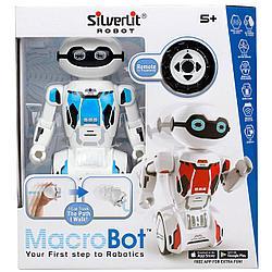 Робот Макробот синий