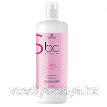 Мицеллярный Бессульфатный шампунь Schwarzkopf BC pH 4.5 Color Freeze Sulfate-Free Micellar Shampoo 1000 мл