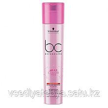 Мицеллярный Бессульфатный шампунь Schwarzkopf BC pH 4.5 Color Freeze Sulfate-Free Micellar Shampoo 250 мл