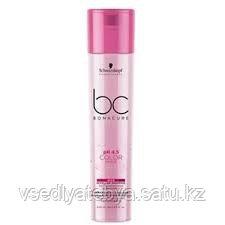 Обогащенный шампунь для окрашенных волос Schwarzkopf BC pH 4.5 Color Freeze Rich Micellar Shampoo, 250 мл