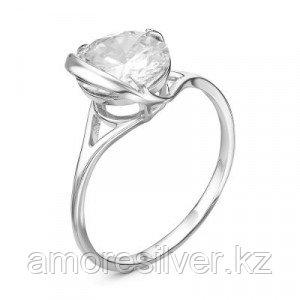 Кольцо из серебра с фианитом   Красная Пресня 2381039