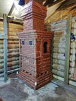 Печь для бани Тройка № 06-ГТ (усиленная) для коммерческих бань (30-70м3). Тверь., фото 1