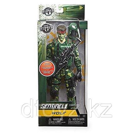 Sentinel 1 Wolf True Heroes