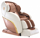 Массажное кресло Richter Charisma II White Rose Gold, фото 2