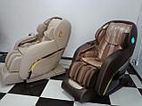 Массажное кресло Richter Charisma II White Rose Gold, фото 6