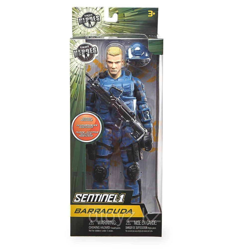 Sentinel 1 Barracuda True Heroes
