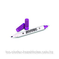 Двусторонний маркер для разметки точек прокола